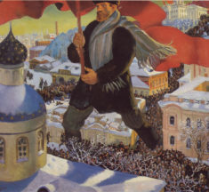 One Hundred Years of Disquietude: The Russian Revolution's Uncertain Legacy