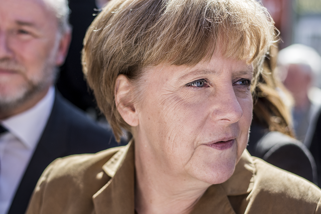 Angela Merkel 1980